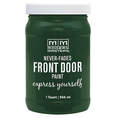 Front Door Paint Satin - Natural 32oz picture