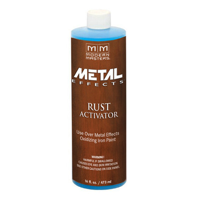 Metal Effects - Rust Activator 16oz picture