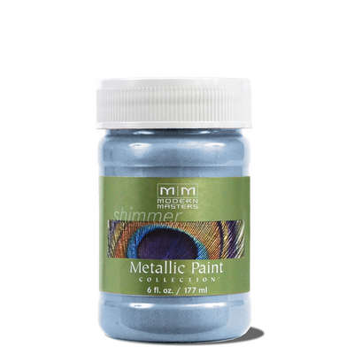 Metallic Paint - Shimmering Sky 6oz picture