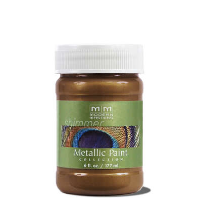Metallic Paint - Antique Bronze 6oz picture
