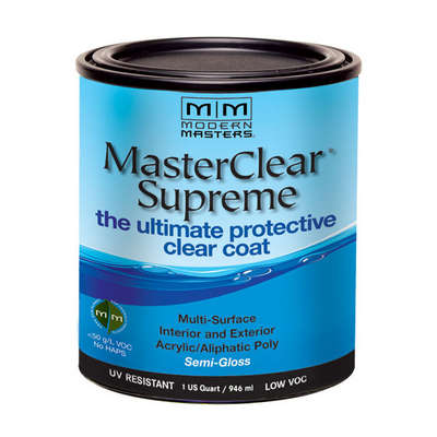 MasterClear Supreme Semi-Gloss 32oz picture