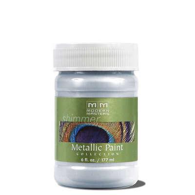 Metallic Paint - Flash Blue 6oz picture