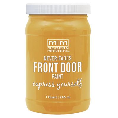 Front Door Paint Satin - Confident 32oz picture
