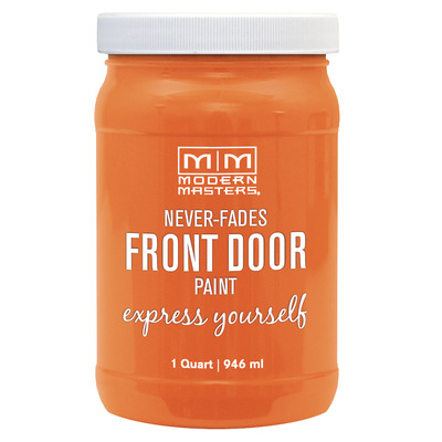 Front Door Paint Satin - Energetic 32oz picture