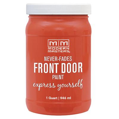 Front Door Paint Satin - Cheerful 32oz picture