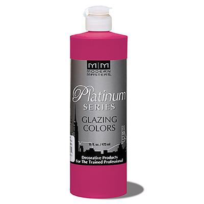 Platinum Series - Glazing Cream Colors - Magenta 16oz picture