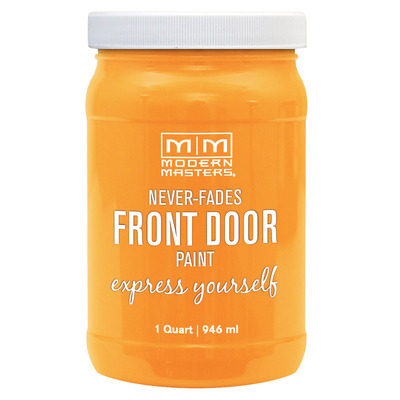 Front Door Paint Satin - Optimistic 32oz picture