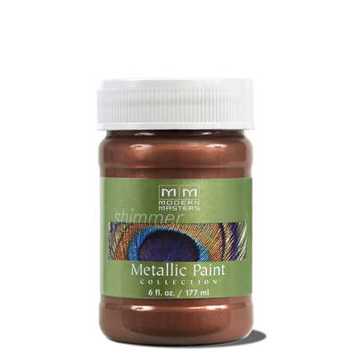 Metallic Paint - Antique Copper 6oz picture