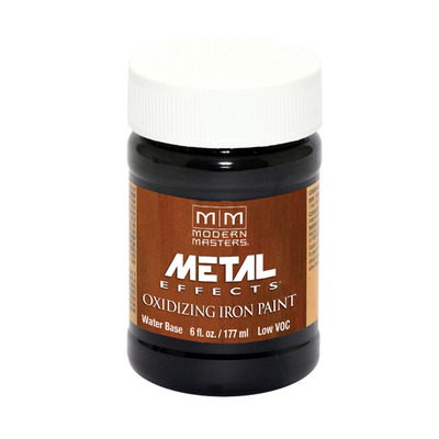 Metal Effects Reactive Paint - Iron 6oz picture