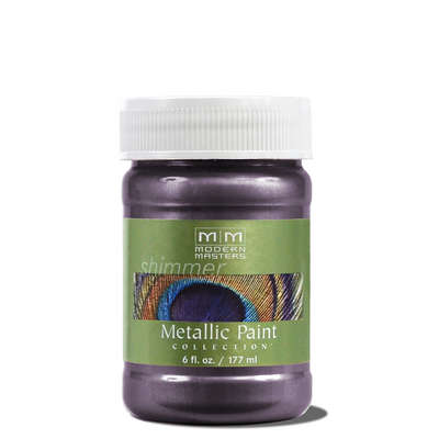 Metallic Paint - Lilac 6oz picture