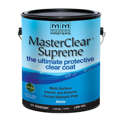 MasterClear Supreme Matte Gallon picture
