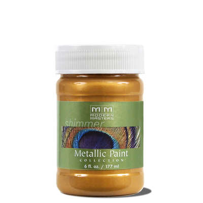 Metallic Paint - Olympic Gold 6oz picture