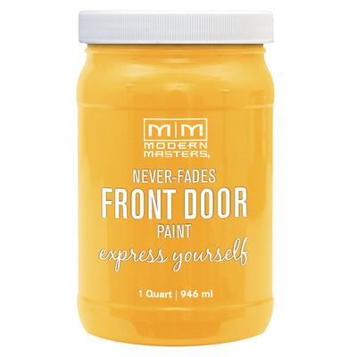 Front Door Paint Satin - Happy 32oz picture