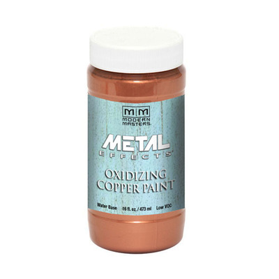 Metal Effects Reactive Metallic Paint - Copper 16oz picture