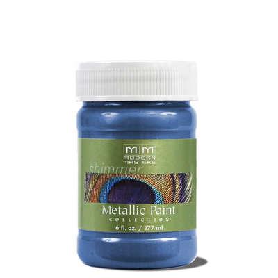 Metallic Paint - Sapphire 6oz picture
