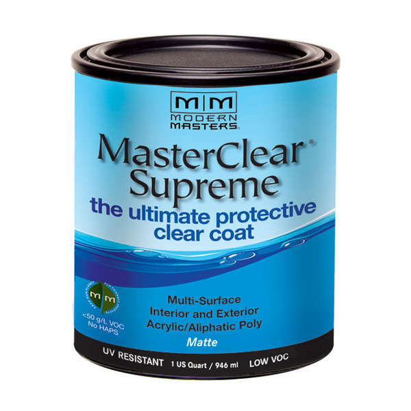 Modern Masters MasterClear Supreme Protective Clear Coat Matte