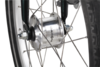 Dahon Dynamo Front Wheel Silver