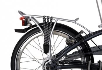 "Arclite Aluminum Rack Black (for 20"" Wheel) picture"