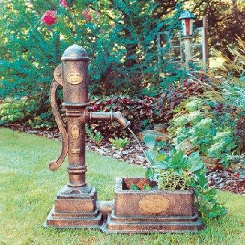 Village Pump Planter (FP-VPPF) picture