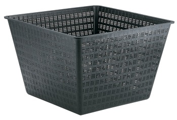 "12"" Square Basket (UPB-1212-PW) picture"