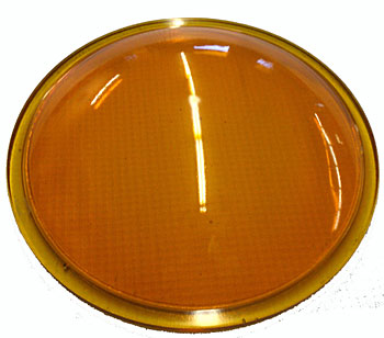 Amber Colored Lens (L-1002A) picture