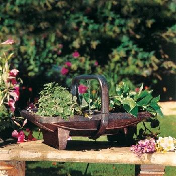 Flower Basket Planter (FP-FBPF) picture