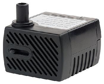 Adjustable Flow Control Magnetic Drive Pump (PES-40-PW) picture