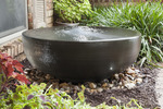 Old Bronze Lotus Bowl Fountain Kit (LBFK)