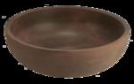 """30"""" Diamter Antique Rust Lotus Bowl Fountain (LBF32)"""