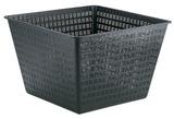 """12"""" Square Basket (UPB-1212-PW)"""