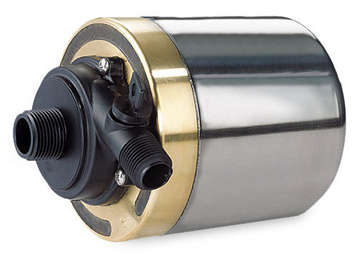 Stainless Steel and Bronze Pump (S580T-50) picture