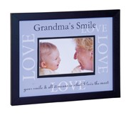 Grandma's Smile- Love Frame picture