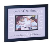 Great Grandma- Love Frame picture