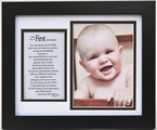 First Grandson 8x10 Frame