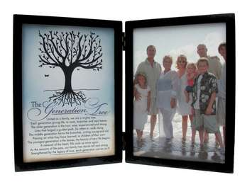 The Generation Tree Tabletop Frame picture