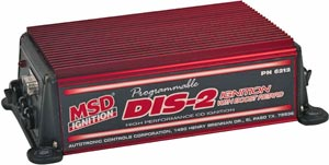Programmable DIS-2 with Boost Timing Master picture