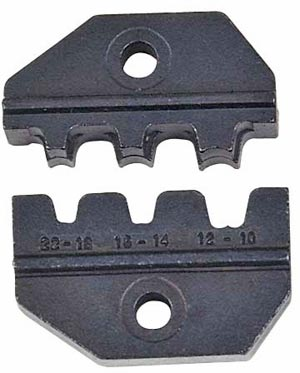 Crimp Jaws, Amp Pin, Fits PN 35051 picture