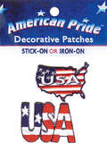 US Map & Letters Combo (12 packs included)