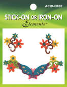 Butterfly Corner Trim ( 6 packs included)