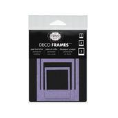 Glitter Dust™ Polaroid Frame Assortment-Purple