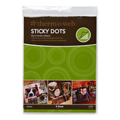 Sticky Dots Adhesive </br>Large Sheets