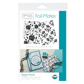 Gina K. Designs Foil-Mates™ Backgrounds • Elegant Florals