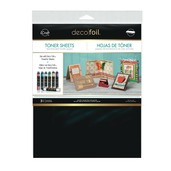 Deco Foil™ Toner Sheets