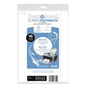 HeatnBond EZ Print FeatherLite • 8.5 in x 11 in