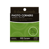 Photo Corners • Clear
