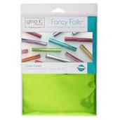 """Gina K. Designs Fancy Foils™ 6"""" x 8"""" • Grass Green"""