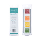 "Gina K. Designs Premium Dye Inkpad Sets 1"" Cube • Prime Time"