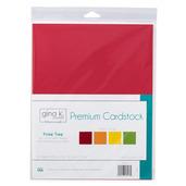 """Gina K. Designs Premium Cardstock 8.5"""" x 11""""• Prime Time"""