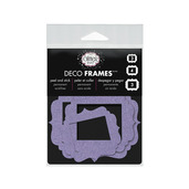 Glitter Dust™ Vintage Frame Assortment-Purple