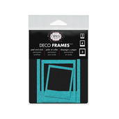 Glitter Dust™ Polaroid Frame Assortment-Teal